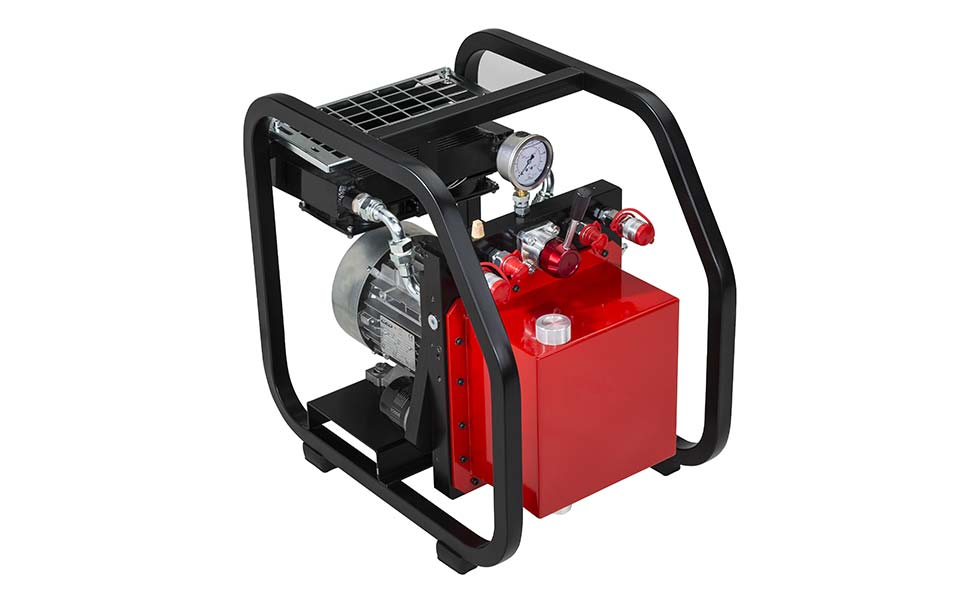 PP600 Centraline idrauliche portatili alta pressione