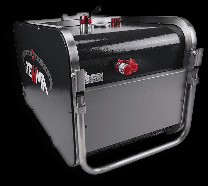 Centraline idrauliche portatili alta pressione